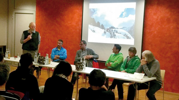 s23 Podiumsdiskussionsrunde