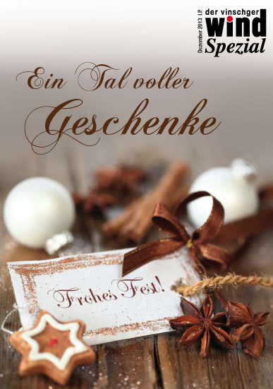 Weihnachtsbro 2013 cover