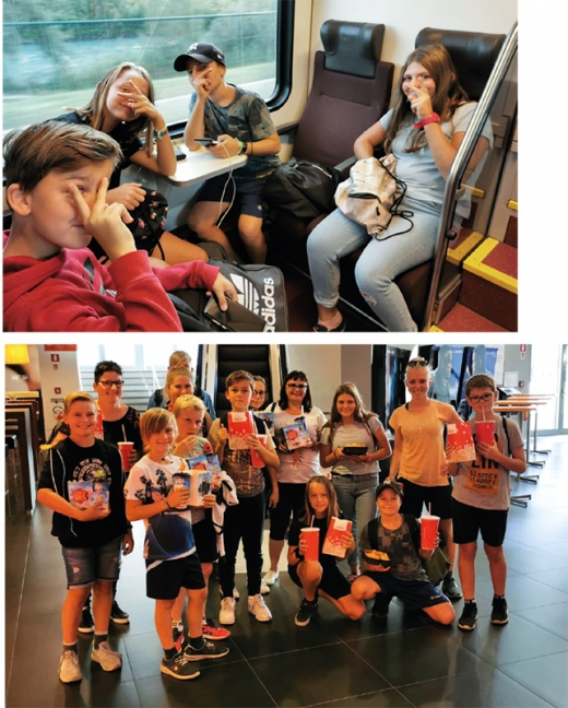 "Jugend: Jugendtreff ""All In"" Kastelbell -Tschars on Tour zum Cineplexx Bozen"