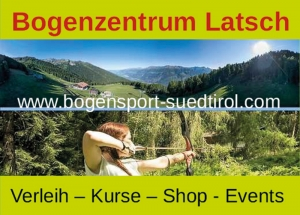 Bogensportzentrum Tarsch/Latsch
